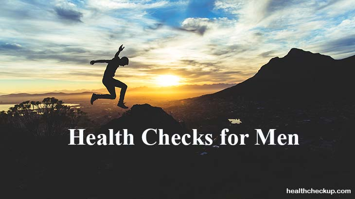 Health Checks For Men by Age
