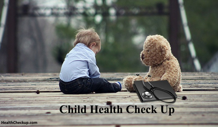 Child Health Check Up-and tests include in checkup