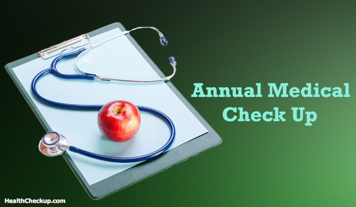 annual medical check up