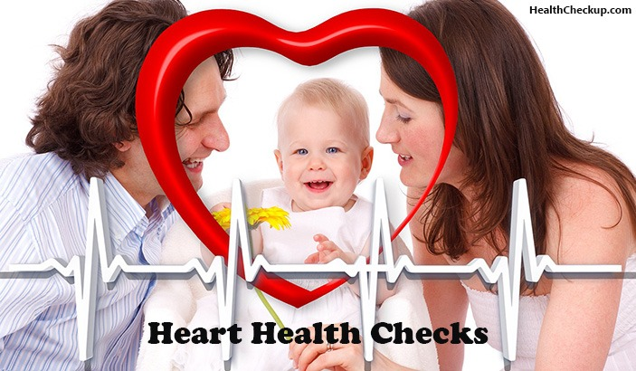 What is Heart Health Check Up? Tests Involved in Heart Checkup