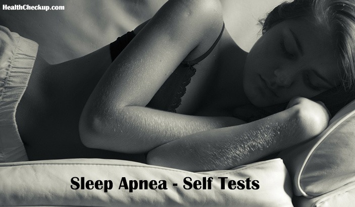 How to Do Sleep Apnea Self Test at Home? Causes, Symptoms of Sleep Apnea