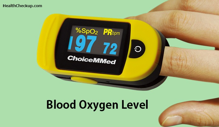 Normal Blood Oxygen Level-home test and causes of high and low oxygen levels