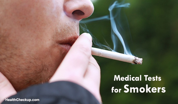 6 Medical Tests for Smokers Should Undergo During Their Next Checkup