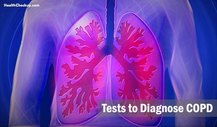 What Tests are Done to Determine COPD?