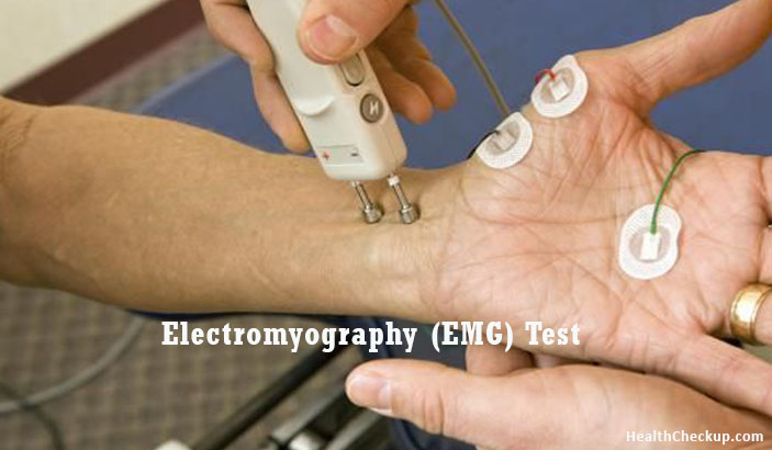 electromyography test-emg test results