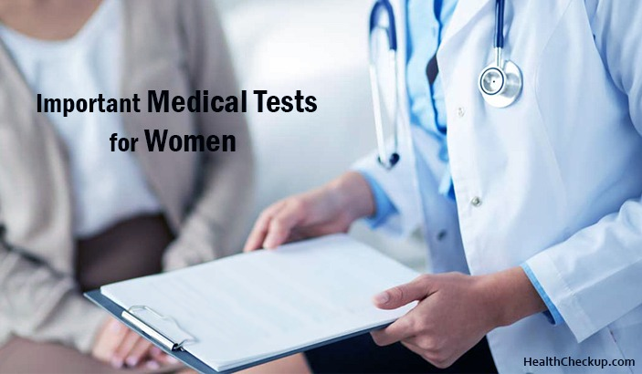 7 Most Important Medical Tests for Women