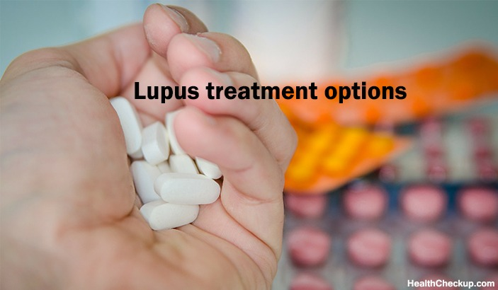 Lupus treatment options and causes,symptoms of lupus