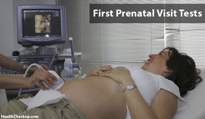 What are First Prenatal Visit Tests? Questions to Ask Your Gynecologist