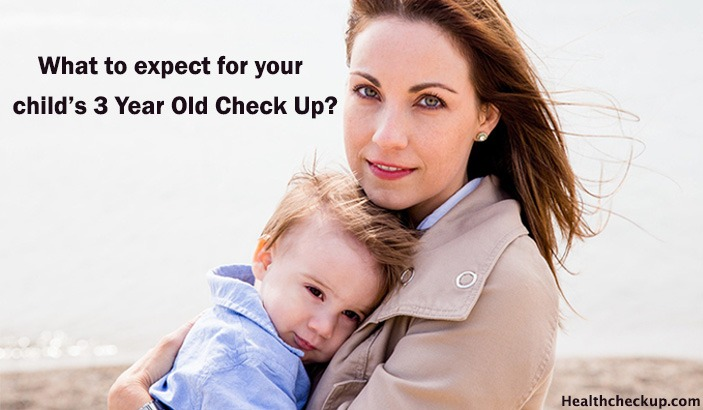 3 Year Old Check Up
