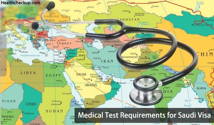 GAMCA Medical Test Requirements for Saudi Visa | GAMCA