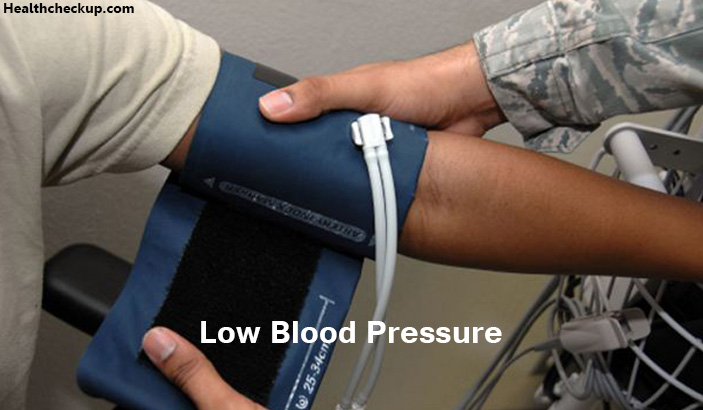 What are The Causes and Symptoms of Low Blood Pressure