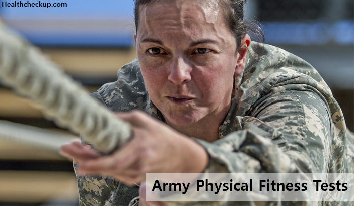 Army Physical Fitness Test Regulations | Two-Mile Run, Push