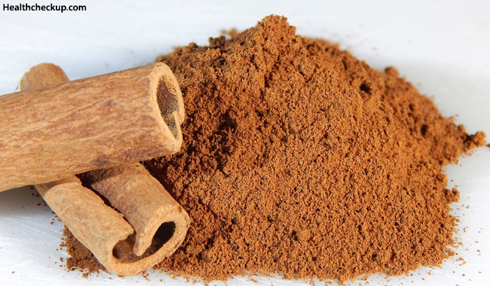 Natural Remedies for High Blood Pressure - cinnamon