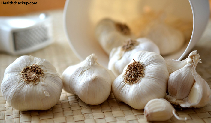 Natural remedies for high blood pressure - Garlic