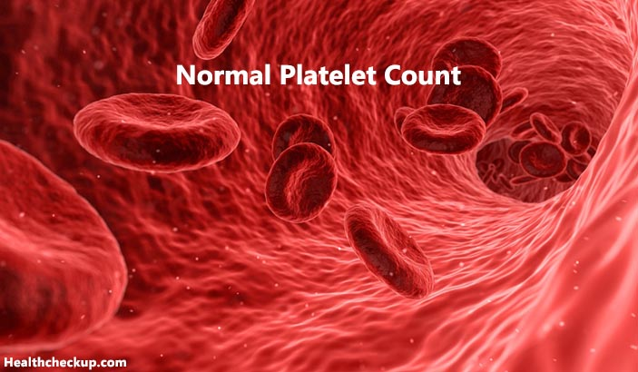what is normal platelet count-low platelet count causes