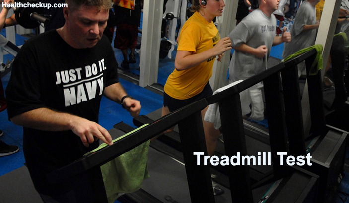 Cardiac Stress Test or Treadmill Test
