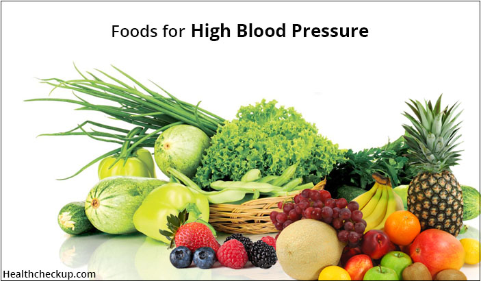 Foods for High Blood Pressure – What you need to include in your Diet?