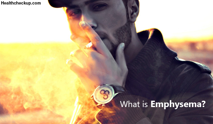 what is emphysema causes,symptoms and stages-healthcheckup