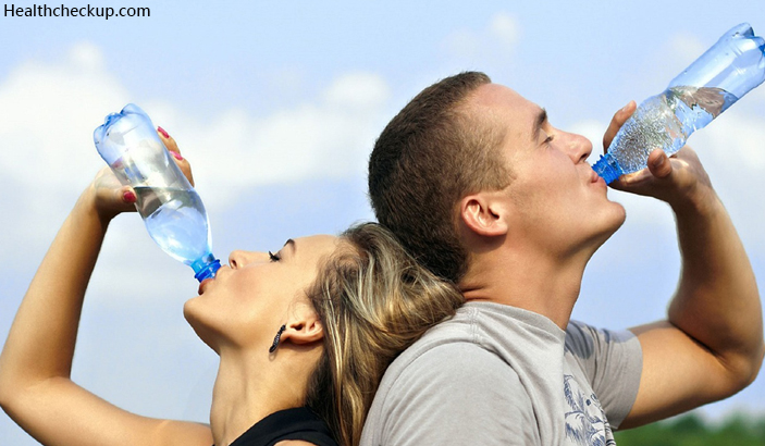 Drinking Water - Diverticulosis Natural Remedies