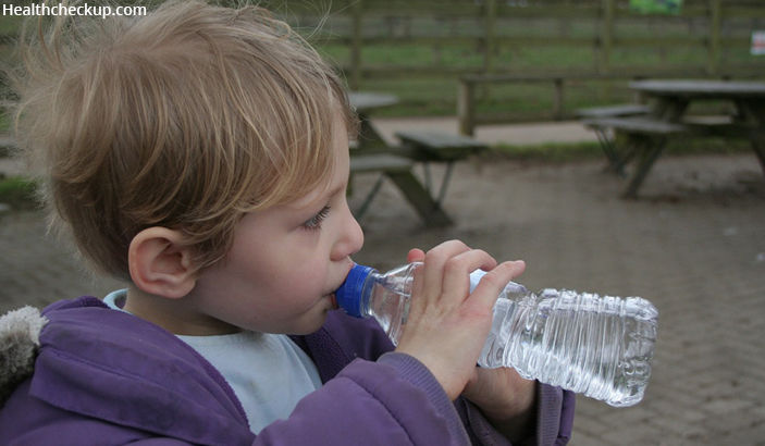 Drinking Water For Viral Rashes in Children