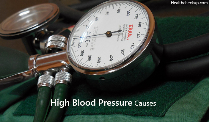 What are the Causes of High Blood Pressure?