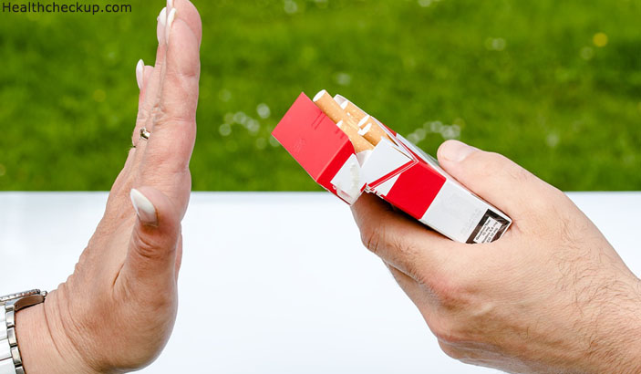 No Smoking - Natural Ways To Lower Cholesterol Levels