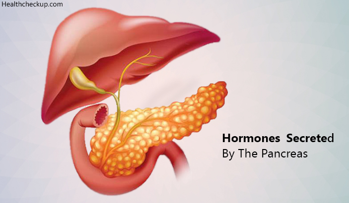 hormones secreted by the pancreas