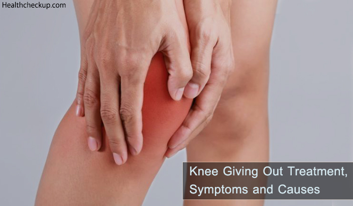 Knee Giving Out (Knee Buckling) – Causes, Symptoms and Treatment Options