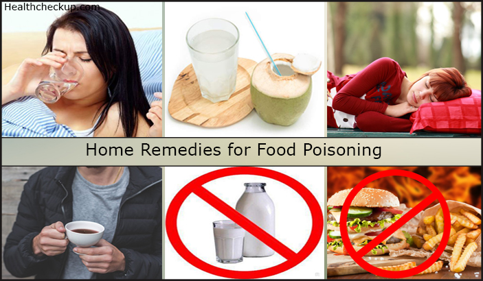 Best Home Remedies for Food Poisoning
