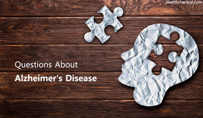 12 Rarely And Frequently Asked Questions About Alzheimer's Disease