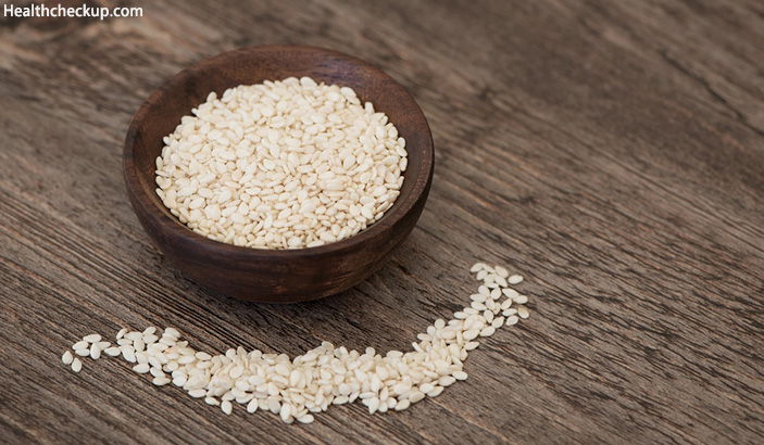 Sesame Seeds - To Avoid Miscarriages in Early Pregnancy