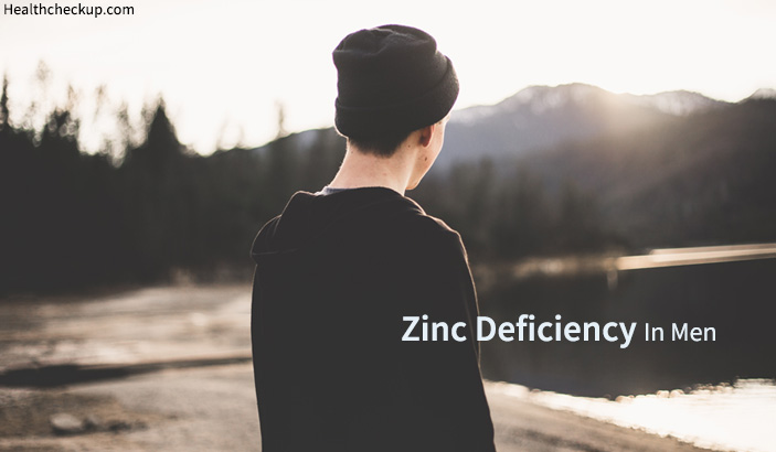 Zinc Deficiency in Men – Symptoms, Causes And Treatment