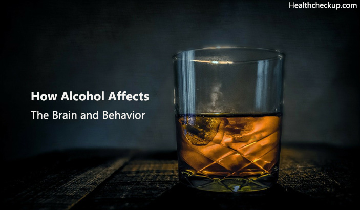 How Alcohol Affects The Brain and Behavior