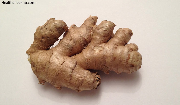Ginger - Home Remedies For Feeling Nauseous
