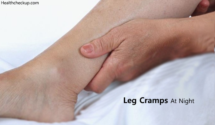 Leg Cramps at Night a Classic Sign