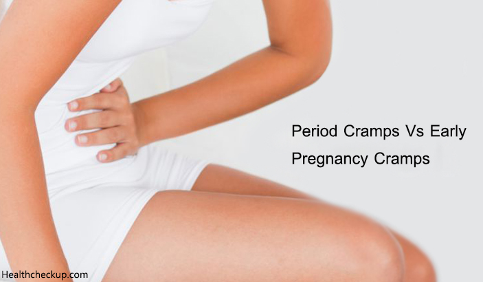 Period Cramps Vs Early Pregnancy Cramps