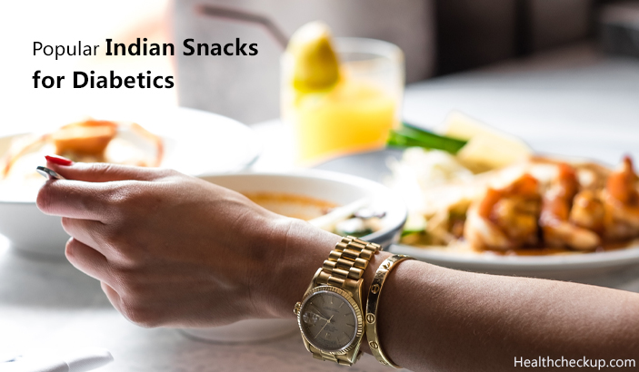 Popular Indian Snacks for Diabetics