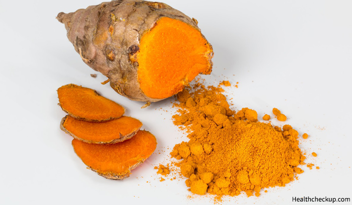 Turmeric - Home Remedy For Fever in Babies