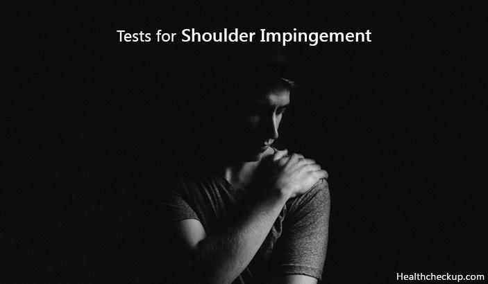 Tests for Shoulder Impingement