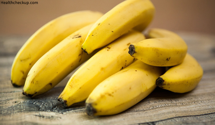 Vomiting and Diarrhea At The Same Time Home Remedy - Banana