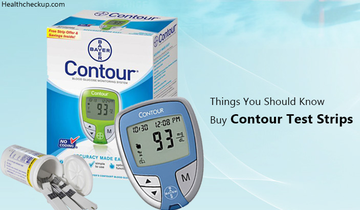 Things You Should Know Buy Contour Test Strips