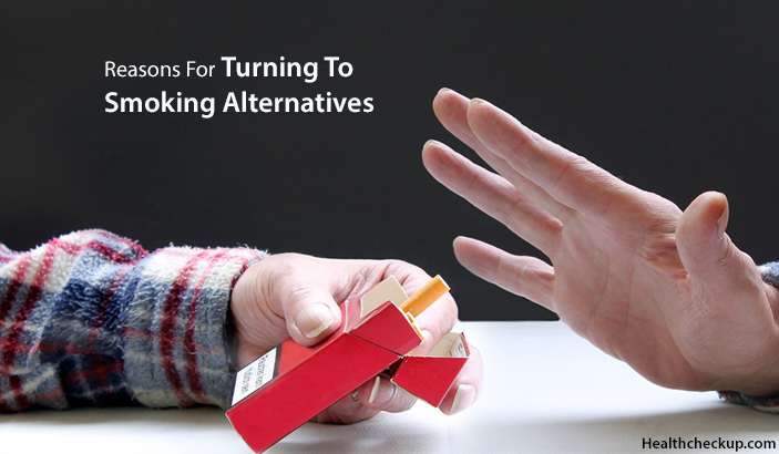 4 Reasons For Turning To Smoking Alternatives