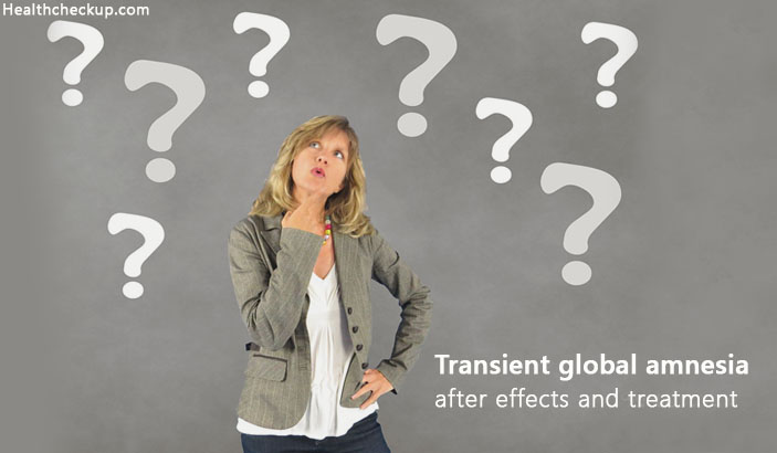 Transient Global Amnesia After Effects and Treatment