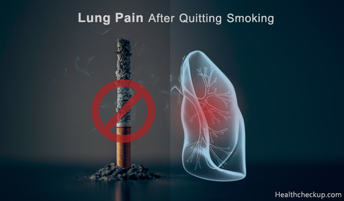Lung Pain After Quitting Smoking – Causes and Treatment Approaches