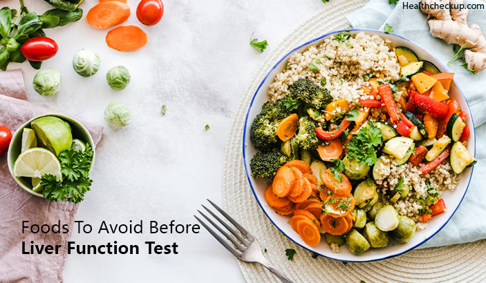 Foods To Avoid Before Liver Function Test