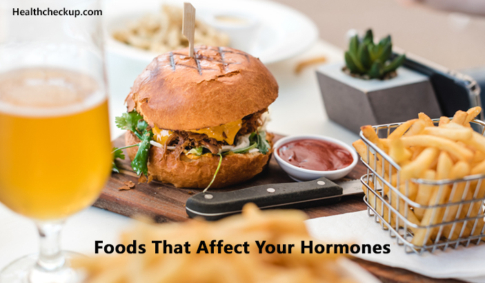 Foods that Cause Hormonal Imbalance
