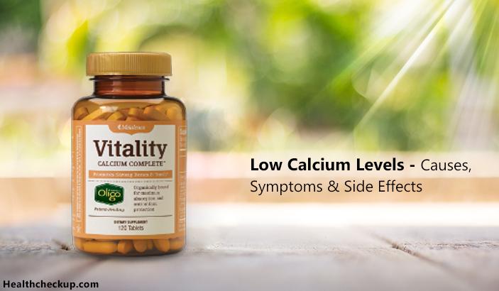 Dangerously Low Calcium Levels