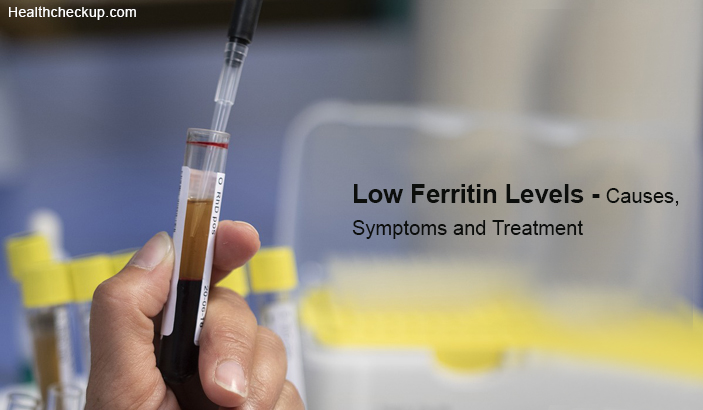 Low Ferritin Levels - Causes, Symptoms And Treatmen