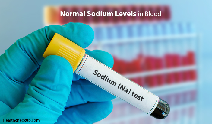 Normal Sodium Levels in Blood