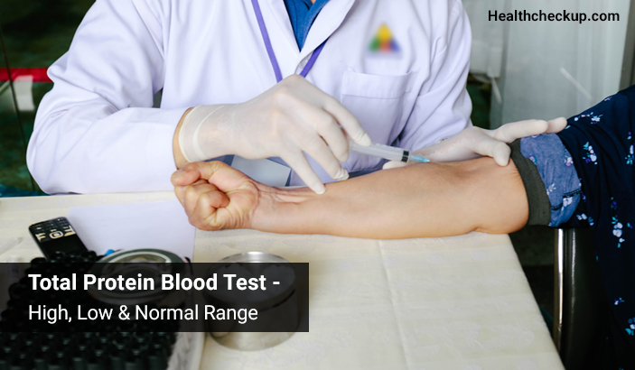 Total Protein Blood Test - High, Low & Normal Range